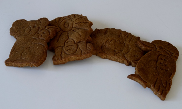 Aus Animals gingerbread