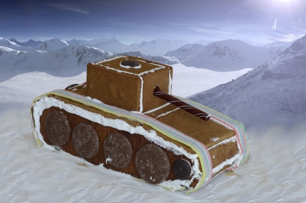 GingerBread Tank - front